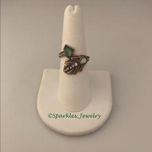 Chloe + Isabel Marquesas Wrap Ring Size 7